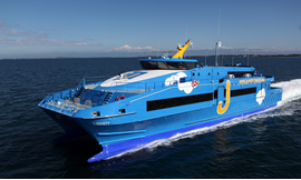 high speed ferries